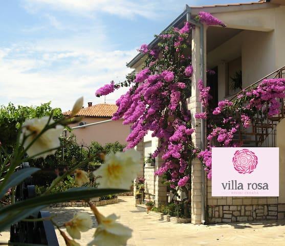 Villa Rosa, Istarska 32 A, Rovinj, Croatia