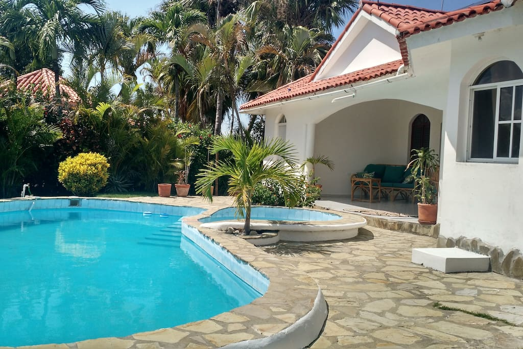 La Casita et sa piscine privée