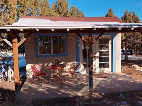 Artists Cottage in Spring City Utah
