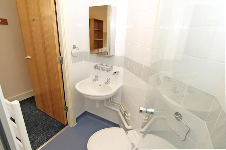 Spacious Private Double Room In Penryn