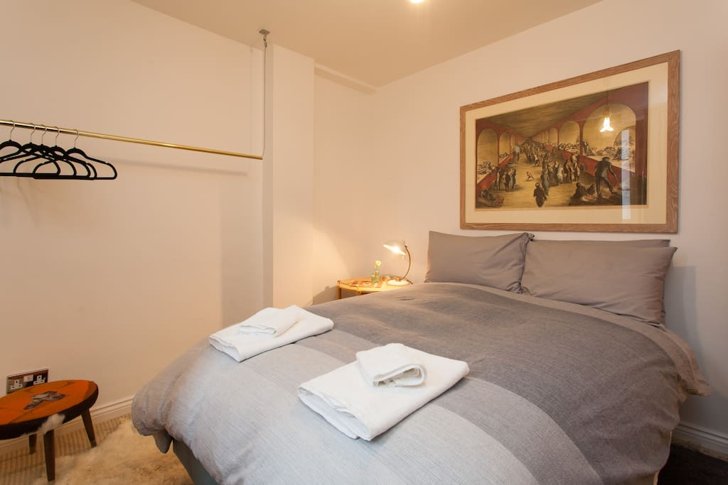 Trendy room in shoreditch apartments for rent in london united kingdom - Matelas dunlopillo trendy room 24 ...