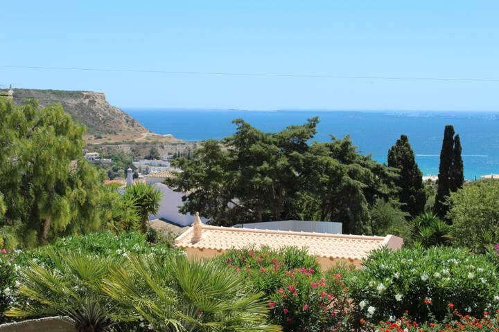 Praia da Luz,Belavista, Casa de Férias com piscina