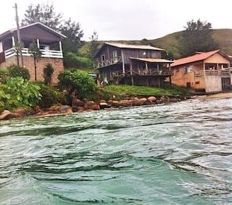 Casa de Praia- Praia da Galheta SC Laguna