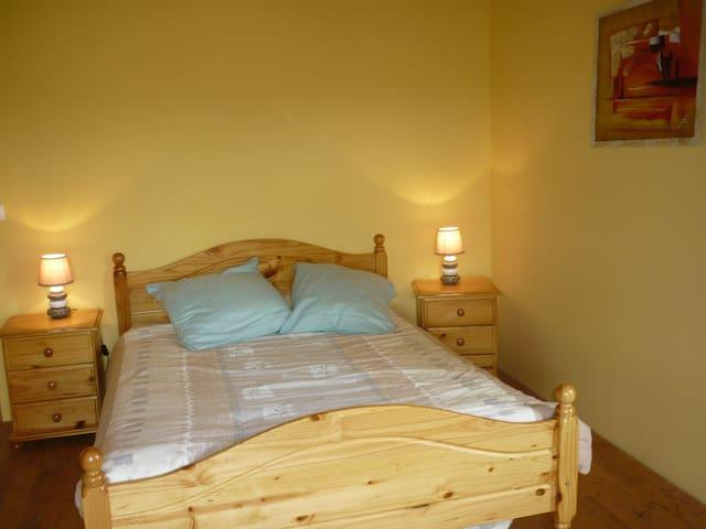 agréable chambre au Carla-Bayle - Carla-Bayle - House