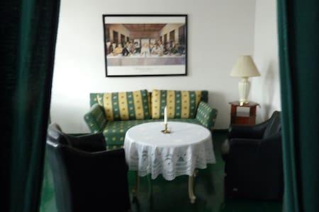 Große Ferienwohnung auf dem Land - Wittstock/Dosse - Appartement