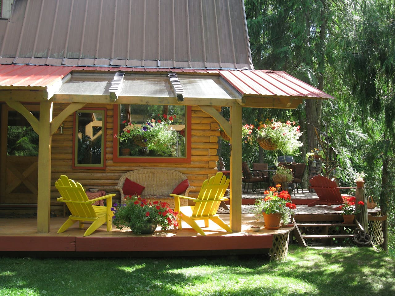 Kaslo Getaway - Houses for Rent in Kaslo, British Columbia, Canada