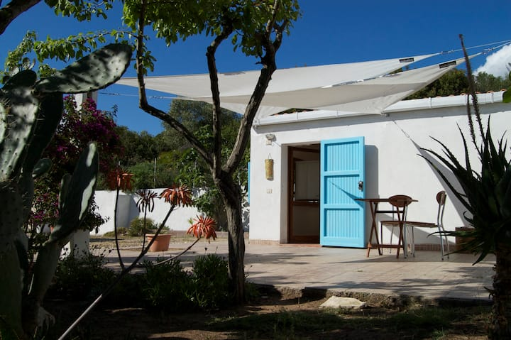 AZUL cozy house in Alghero country