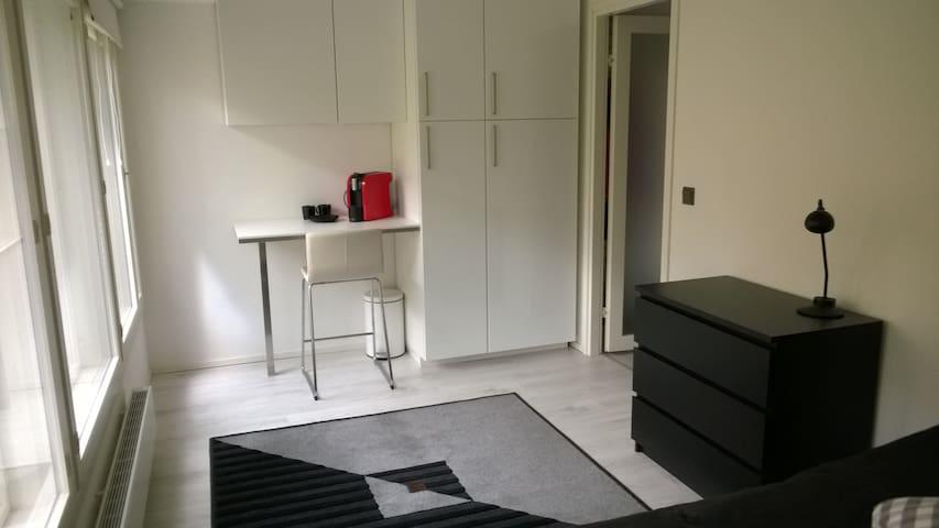 Private room in a lush neighborhood - Helsinki - Haus
