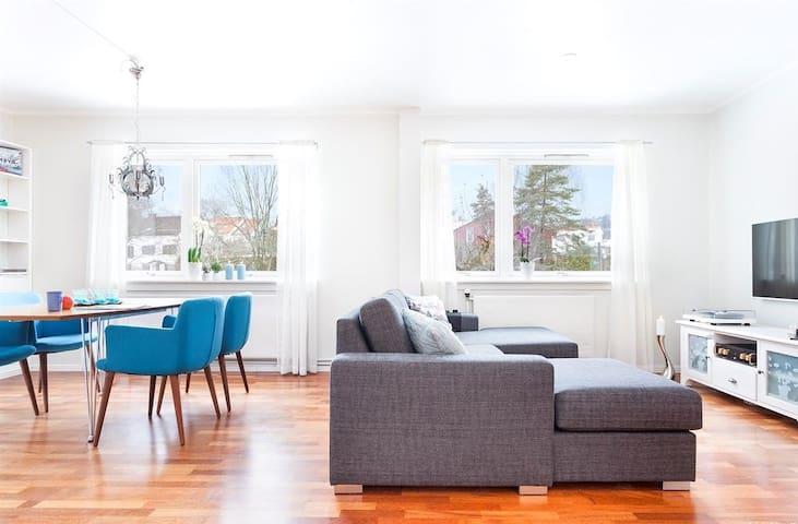 Nowy apartament w zielonej częsci Poznania - Poznań-Grunwald - Apartament