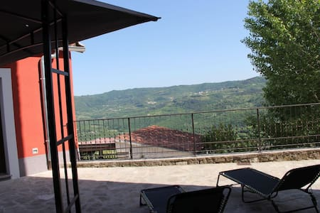 The villa in the centar of Motovun - Motovun