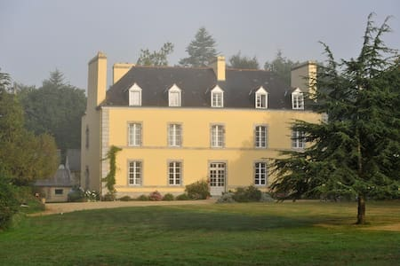CHAMBRES D' HOTES DE CHARME - Inzinzac-Lochrist - Bed & Breakfast