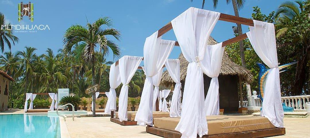 Villa Mendihuaca - Santa Marta (Tayrona)- 6 people