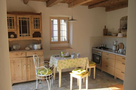 Charming Village House - Marezige - Rumah