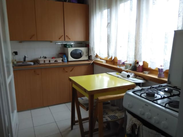 Szép kis 15 m2 es szoba kiadó - Sopron - Flat