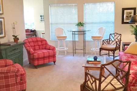 Luxury 1BR near WFU with amenities - Winston-Salem