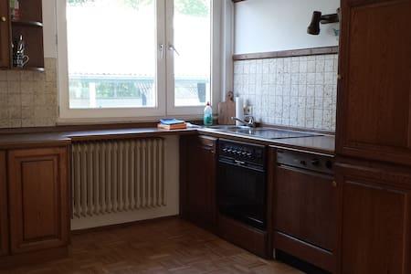 2-Zimmer-Apartment Nahe Aachen - Pis