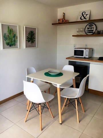 Apartamento, con wifi y ubicación inmejorable!