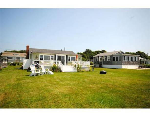 Ocean Front Cottage - Fairhaven - House