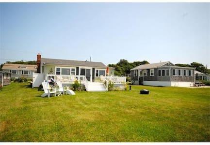 Ocean Front Cottage - Casa