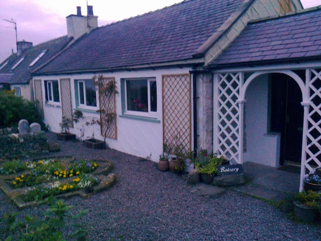 CountryCottage+parking+bikeworkshop - Castle Douglas  - (ukendt)
