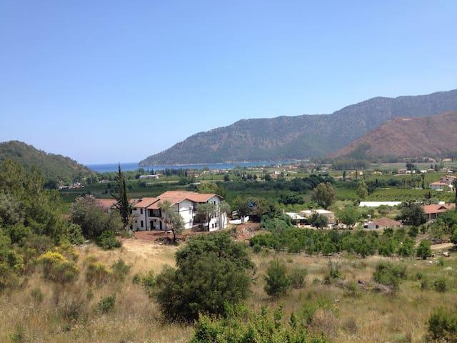 Adrasan'da müstakil villa'da daire - Antalya - Villa