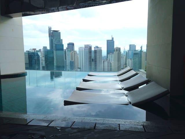 1BR Luxury Condo life in Makati - Makati - Apartment
