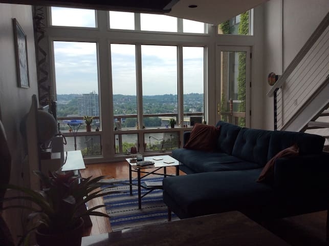 Four Story Home With Stunning Views - Cincinnati - Huis