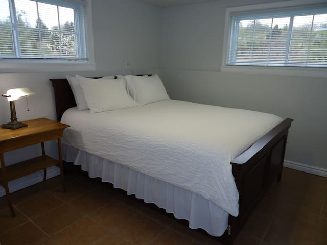 Seaside In-law Suite - Country Home - 30km to HFX - Head of Chezzetcook - Appartement