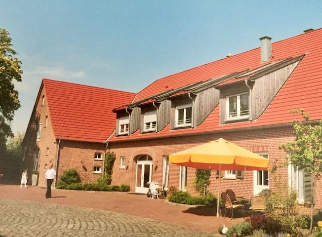 Hof Sickmann - Zweite Wohnung
