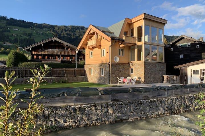 Gemütliches Apartment in Brixen im Thale nahe Skigebiet