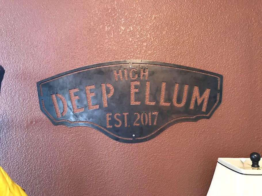 Welcome to High Deep Ellum