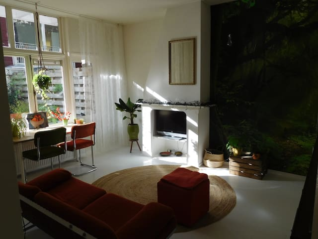 Cozy ground floor apartm in nicest neighborh. of G