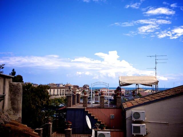 Mansarda al centro di Catania