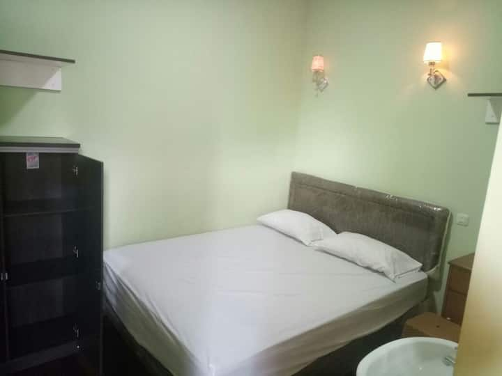 Duta Merlin Hostel in central Jakarta