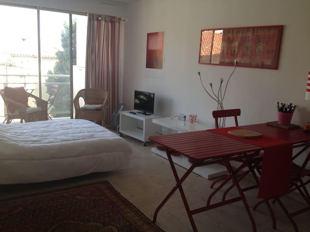 Studio avec terrasse à 50 m plage - Toulon - Apartmen