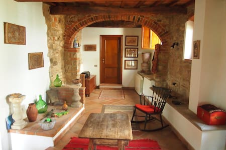 Lovely country house near Florence - Casa