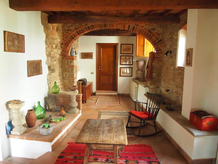 Lovely country house near Florence