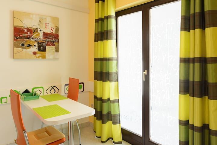 Studio with balcony - Zadar - Huis