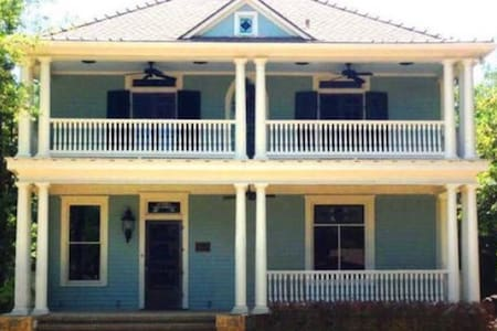 Private room in historic home - Lake Charles