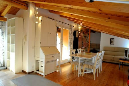 BIANCA - Attic studio with terrace and lake view! - Bellagio - Apartemen