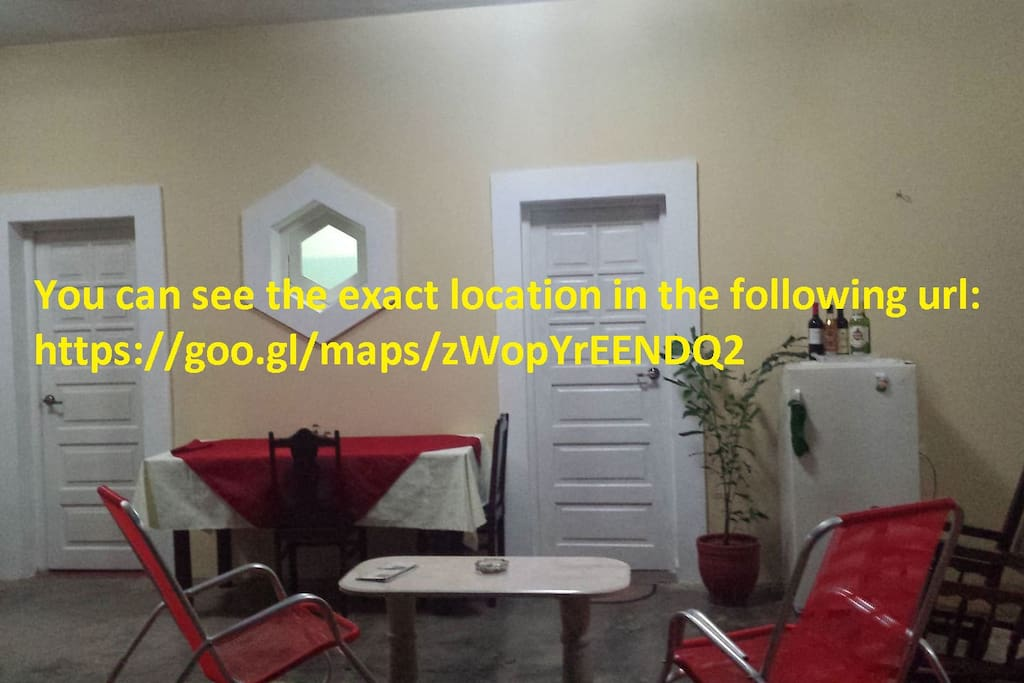 You can see the exact location in the following url: https://goo.gl/maps/zWopYrEENDQ2
