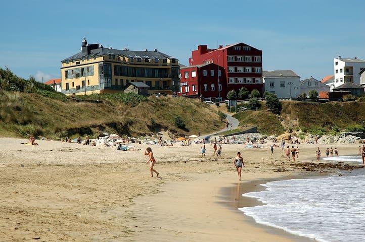 Puerto de Espasante 1ª Linea playa - O Porto de Espasante - Apartemen