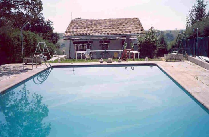 Casa independiente para fiestas - El Casar - Huis