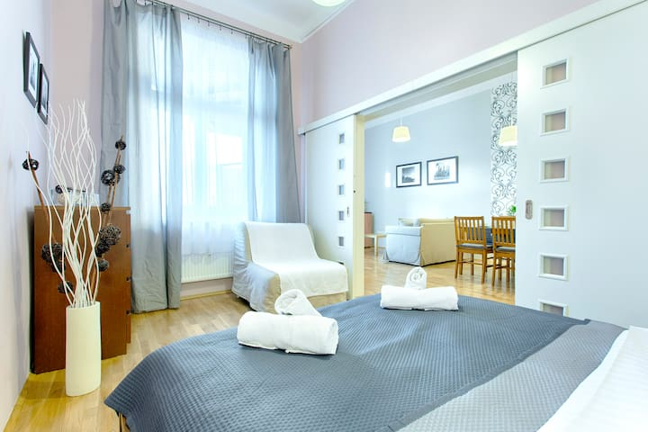 Apartament Classic 3 | WIFI |PARKING| | MAINSQUARE
