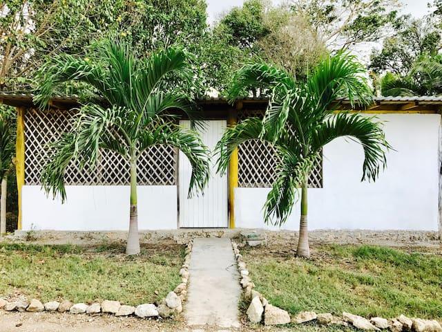 Cabaña equipada Bacalar - Bacalar - Lakás