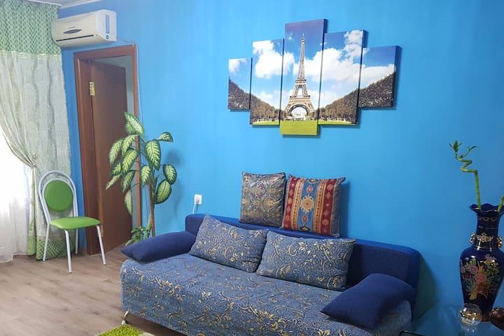 Cozy apartment near Arbat and MegaPark