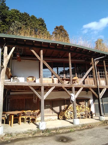 Experience the wild and Japanese country side
