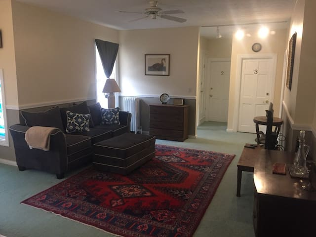 Spacious Duplex Apartment - South Portland - Apartment