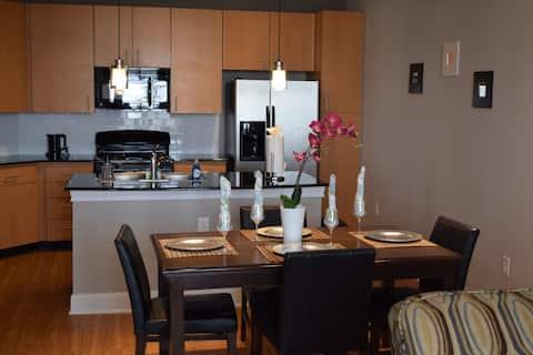 Beautiful 1B/1B Apartment in Greenway Plaza