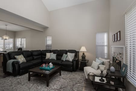 Spacious and cozy 4 BR/2.5BA home in South Bay